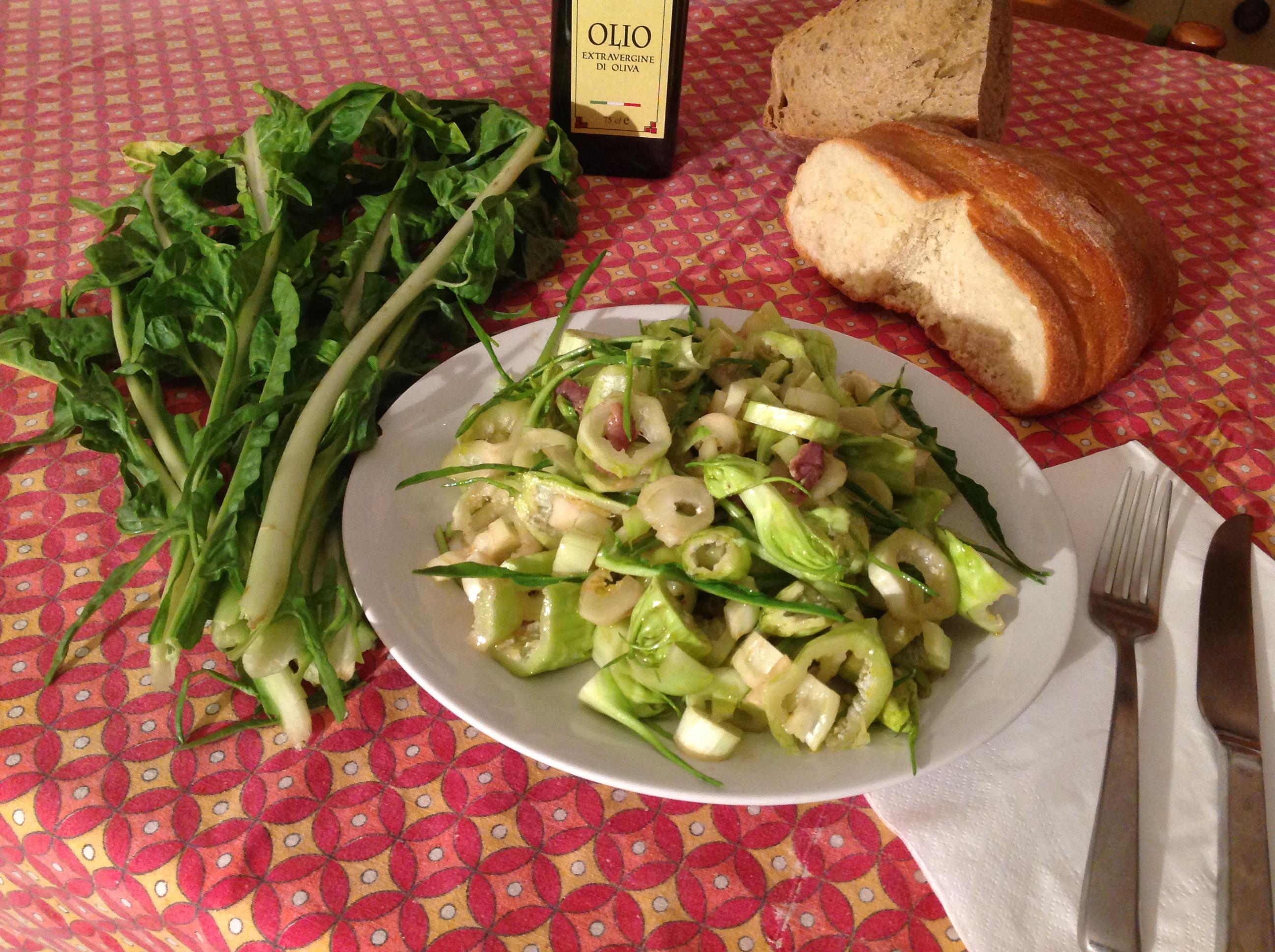 Come lo cucino?! conosci e impara a preparare le puntarelle blog