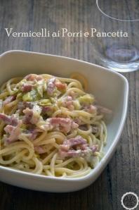 spaghettiporripancetta