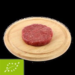 Hamburger di carne Limousine BIO
