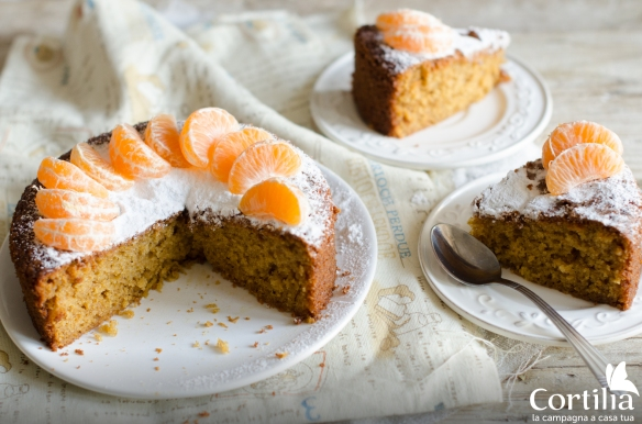 torta clementine