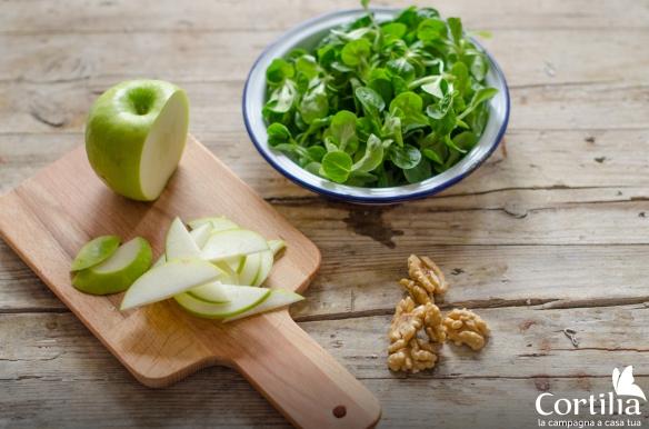 insalata fine inverno - step 1