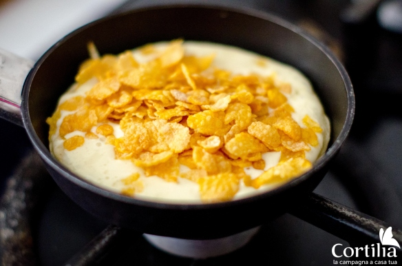 Cornflakes pancakes 2R