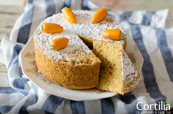torta di carote e nocciole R