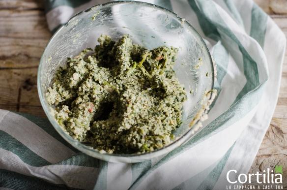 Falafel di quinoa e spinaci 1R