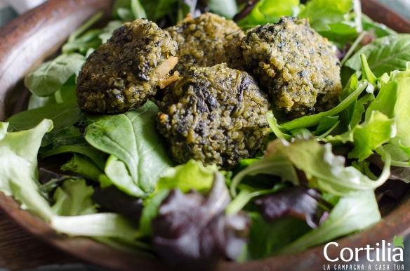 Falafel di quinoa e spinaci-4R