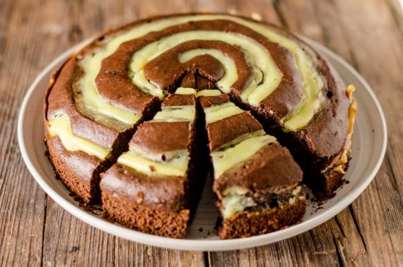 torta bicolore cortilia