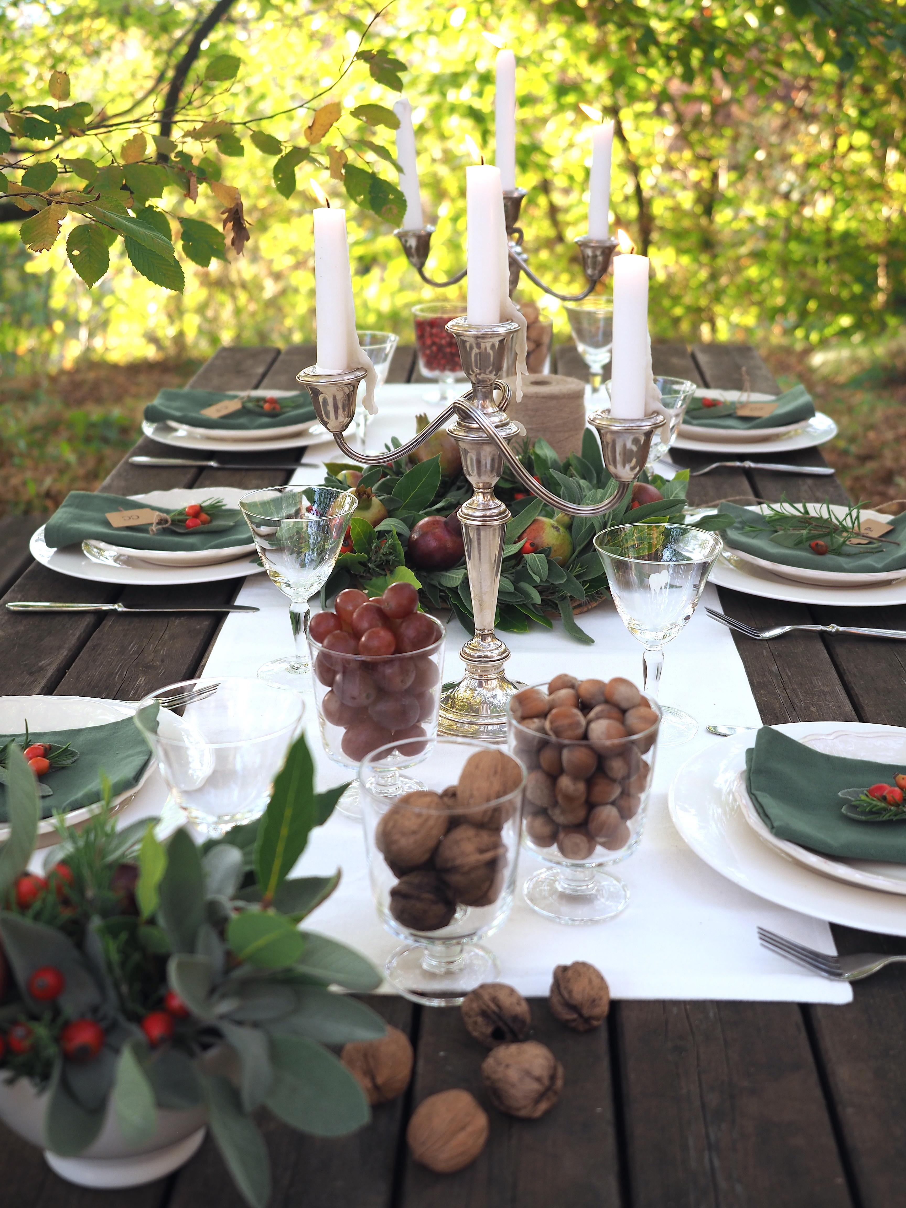 Composizioni Facili Di Frutta idee sfiziose per allestire la tavola delle feste – i