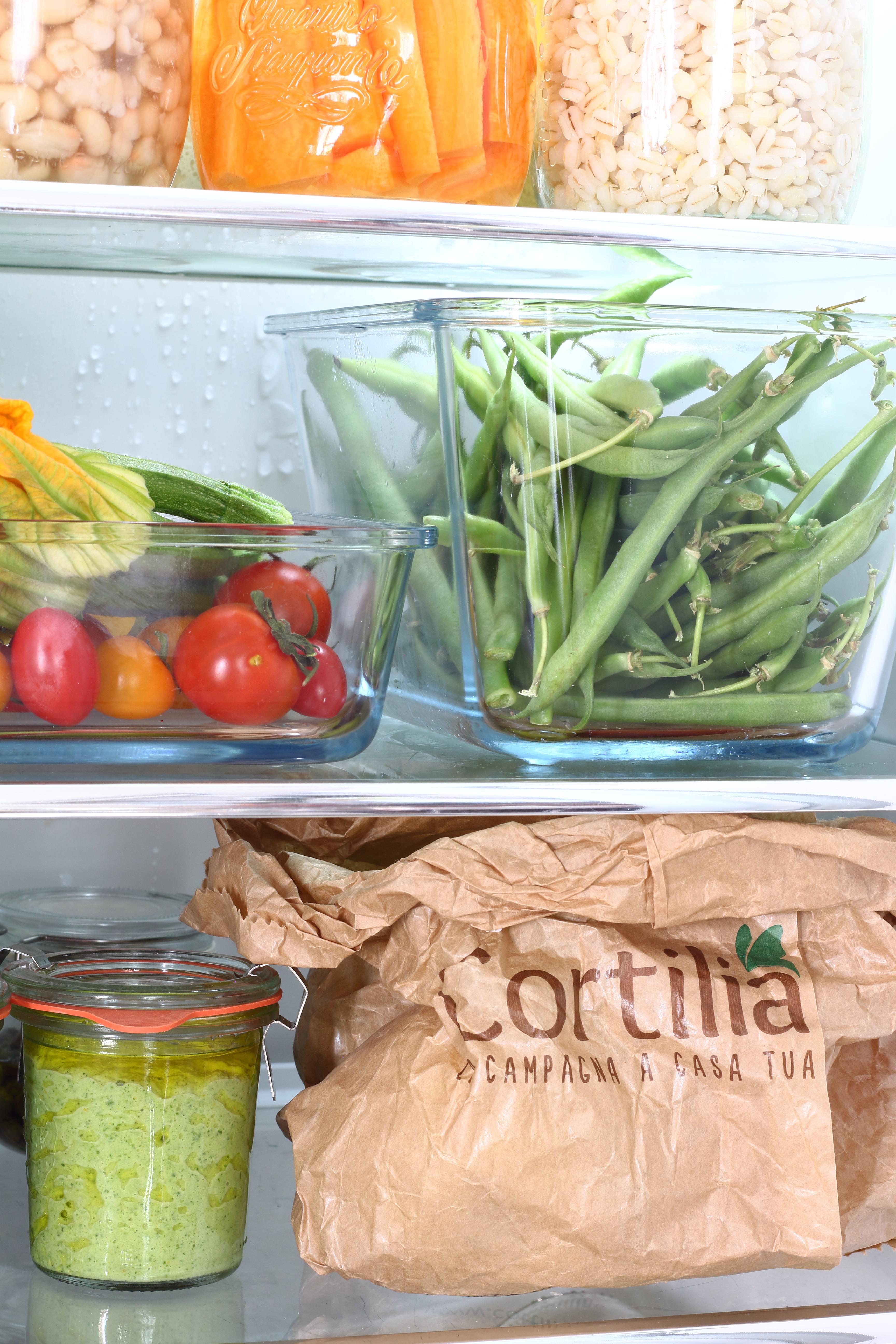 Contenitori Per Organizzare Frigo come conservare correttamente frutta e verdura   blog cortilia